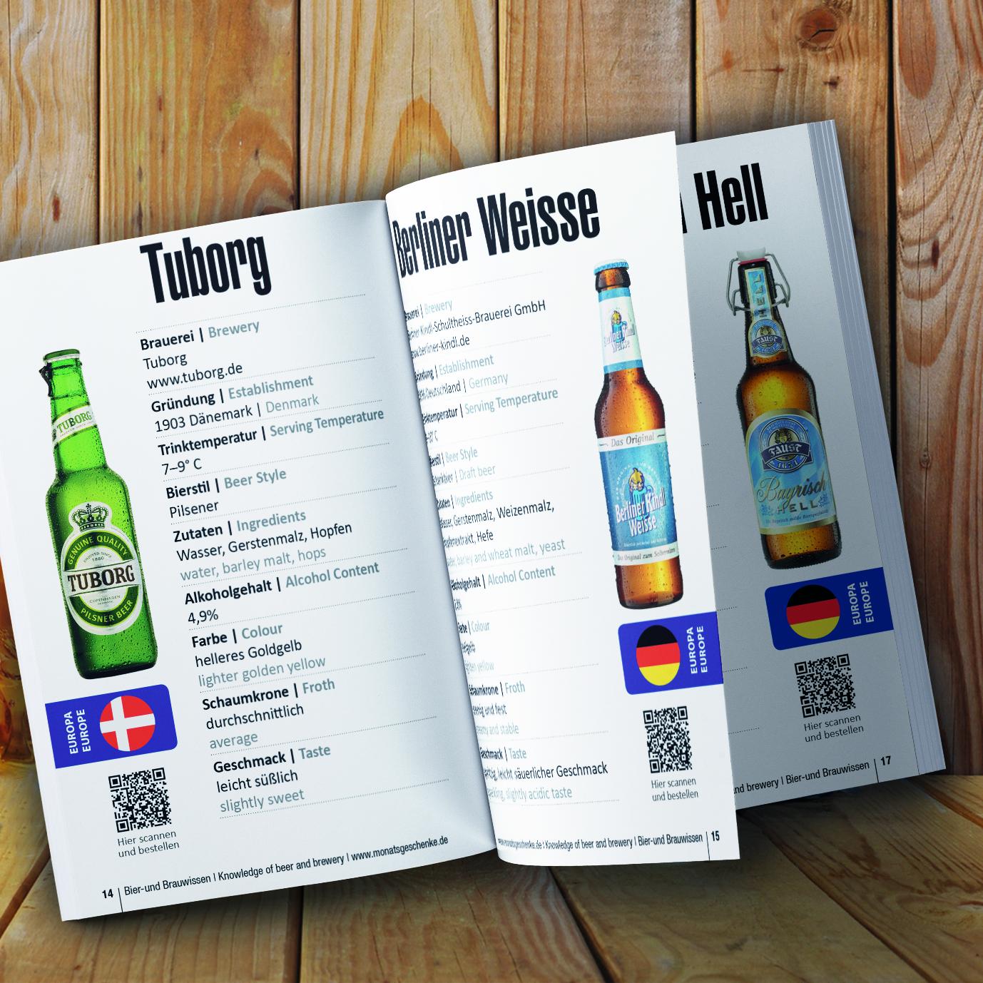 Alter Sack 80 | Geschenkbox Männer | Bierset mit deutschem Bier 4